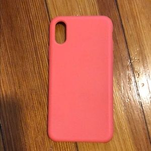 Heyday iPhone X/Xs case (soft touch)